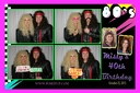 "Misty's 40th Birthday    ""All about the 80's"""