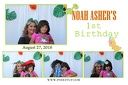 Noah Asher's 1st Birthday